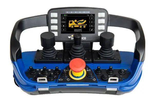 rc400-Scanreco-transmitter-with-cross-joysticks-color-display.
